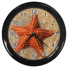 Starfish Sea Animals #E01 Wall Clock