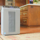 Air Purifier Home Dust Carbon Allergies Odor Large Room Filter Cleaner Portable