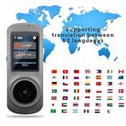 2.4'' Portable Smart Voice Translator Real Time WiFi 16 Languages Speech Gifts