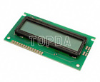 1pc GC1602P8 LCD display replacement