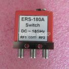 ERS-180A DC-18GHz SMA single-pole double-throwRF high-power coaxial relay switch