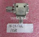 HARRIS 18-26.5GHz 18dB 50W SMA RF RF coaxial isolator