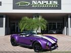 1965 Replica/Kit Makes All Models 427 Shelby Cobra Replica 1965 Replica/Kit BackDraft Racing 427 Shelby Cobra Replica  1 of 1 Produced!