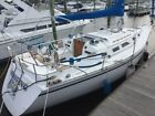 "1984 Hunter 34' Sailboat ""Shooting Star"""