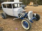 1928 Ford Model A deluxe 1928 Model A Ford Sedan /hotrod/ratrod/gasser/streetrod