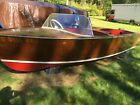 1955 Chris-Craft Cavalier . Project. Motor runs