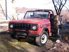 1977 International Harvester Scout  1977 International Scout SS II