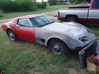 1972 Chevrolet Corvette  AS IS sale 1972 Chevrolet Corvette-Matching engine and transmission #'s!!!!!