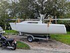 Captiva 240 sailboat - completely overhauled