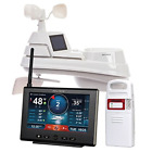AcuRite 01024M Pro Weather Station with HD Display, Lightning Detector, Rain,