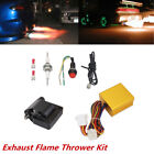 12V Car Exhaust Flame Thrower Kit Fire Burner Afterburn Accessories Universal