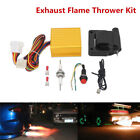 Car Motorcycle ATV Fire Burner Afterburn Exhaust Flame Thrower Kit Super Cool