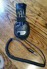 Vintage Bounty Hunter Headphones for Metal Detectors 2 Volume Controls