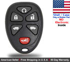 1x New Replacement Keyless Entry Remote Control Key Fob Case For Chevy - Shell
