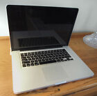 "Apple MacBook Pro 15""Late 2011 8GBRAM,250HD,Sierra,SuperDrive,Battery- For Parts"