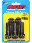 "ARP Bolt Kit 12PT 1/2""-20 x 1.750"" UHL w/ 9/16"" Socket Black 5pk (726-1750)"