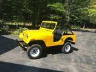 1960 Jeep CJ  1960 Jeep CJ5
