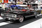 1960 Chevrolet Impala IMPALA SPORTCOUPE 348CI 4-SPEED HURST A/C 348CI 4-SPEED HURST AIR SUSPENSION A/C WILWOOD BRAKES, ROTISSERIE RESTORATION
