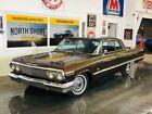 1963 Impala -SS BUCKETS RESTORED NUMBERS MATCH 327 4 SPEED-MIN 1963 Chevrolet Impala