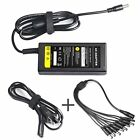 DC 12V 5A Power Supply Adapter with 8 Splitter Power Cable for Security Camera
