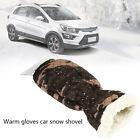 Ice Snow Scraper Remover Car Windshield Window Waterproof Glove Sharp Blade-Mitt