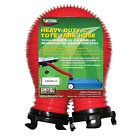 Sewer Hose Tank Tote Jetter Heavy Duty RV Travel Trailer Motorhome Waste Attach