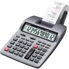 Electronic Printing Calculator LCD Adding Machine Compact Desktop Commercial