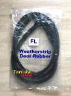 Front Left Door Rubber Weatherstrip Seal For Nissan Datsun Violet 710 160J 4Door