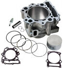 686cc For Yamaha Raptor 660R 102 Big Bore Cylinder Piston Wristpin Gasket Kit 05