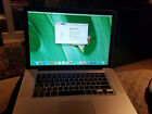 """MacBook Pro 15"""" A1286 Core 2 Duo 2.53GHz 4GB 256GB SSD MB470LL/A (Late 2008)"""