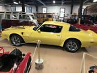 1977 Pontiac Firebird Trans Am 1977 Pontiac Firebird Trans Am 6.6L 400 V8 with 4-speed Manual
