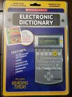 BRAND NEW and SEALED! Scholastic Electronic Dictionary! FREE SHIPPING!