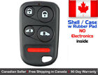 1x New Replacement Keyless Entry Remote Key Fob For Honda OUCG8D-440H-A Shell