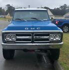 1972 GMC Jimmy  Make a serious offer, must go!