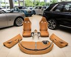 2006 07 08 09 10 11 12 BUGATTI VEYRON 16:4 COMPLETE AUTHENTIC COGNAC INTERIOR