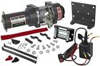 NEW 3500LB ATV WINCH ASSEMBLY 02-04 KAWASAKI PRAIRIE ATV 1.21HP 166:1 GEAR RATIO