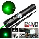 Military 200Miles High Power Green Laser Pointer Pen Single Point Visible Lazer