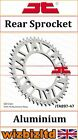 JT Aluminum Rear Sprocket [Fitting Guide: 897] [Teeth: 47] JTR89747A