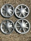 8 inch Golf Cart Hub Caps Excellent Condition