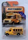 Matchbox GMC School Bus Yellow Transit Charter District Oem