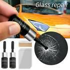 2Set Nano Automotive Glass Repair Fluid- Car Auto Front Windshield Crack Repair