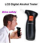 Professional Digital Backlight Alcohol Breathalyz Detector Analyzer LCD Light