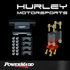 POWERMADD Pivot Riser Bar Flat Post Adapter Kit - Polaris - 45581