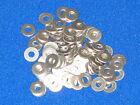 #8 x .032 thick AN Flat Washer Stainless steel micro mini sprint midget 100 pcs