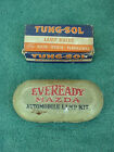 Vintage Eveready Mazda Auto Lamp Kit & Tung-Sol Fixed Focus Lamp Bulbs Pack Of 8