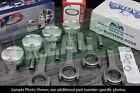 JE Pistons Eagle H-Beam Rods Integra GSR B18 B18C B18C1 10.0.1 84mm