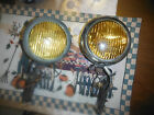Vintage  U.S. PIONEER #141 6V Fog Lights  PAIR Car Truck 1940'S