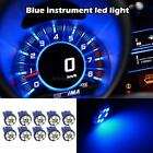 10x New Blue 6-SMD LED 168 194 T10 Wedge Instrument Panel Light Bulb for Ford