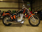 Suzuki : Boulevard BRAND NEW 2011 Suzuki Boulevard S40 Cruiser - 652cc - Orange/Black