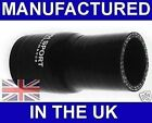 13mm to 8mm SILICONE STRAIGHT REDUCER HOSE BLACK UK